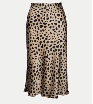 Realisation Par - Naomi Wild Things Skirt - New