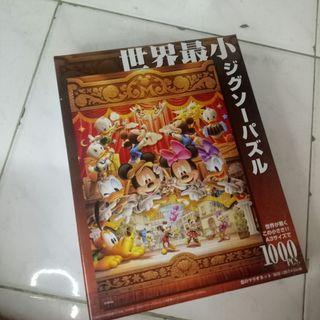 Mickey Puzzle