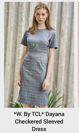🚚 TCL work dress