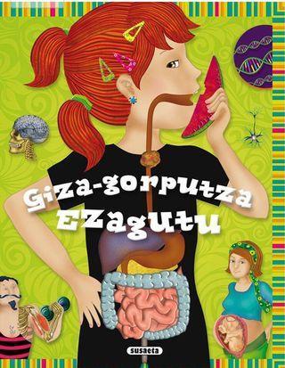 Basque children book