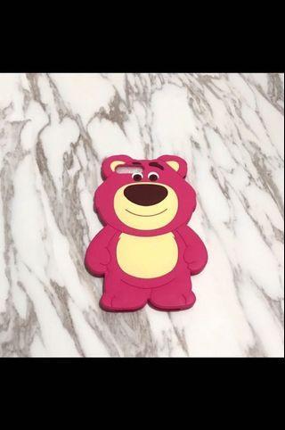 🚚 IPhone Plus 熊抱哥♥️矽膠軟殼