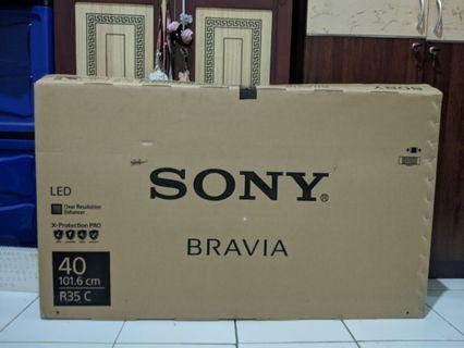 Tv sony full hd r35c