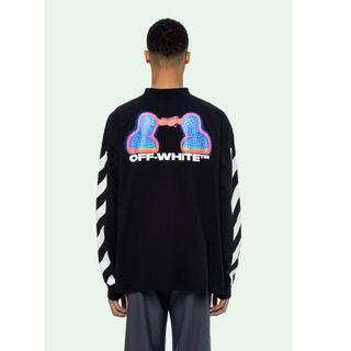 Off White 19FW Diag Thermo Long Sleeve Tee