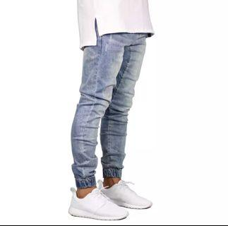 🚚 Denim joggers for male