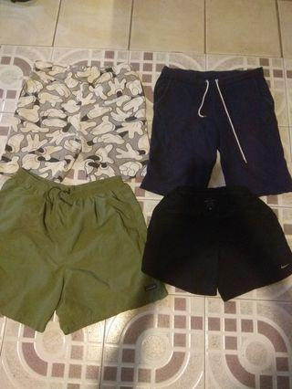 Nike Patagonia mickey mouse shorts original