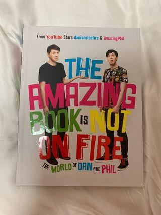 🚚 The amazing book is not on fire