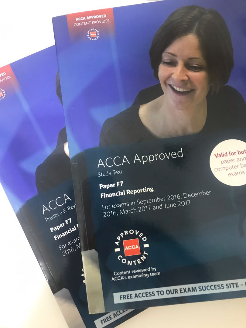 ACCA F7 Financial Reporting 2017 ver