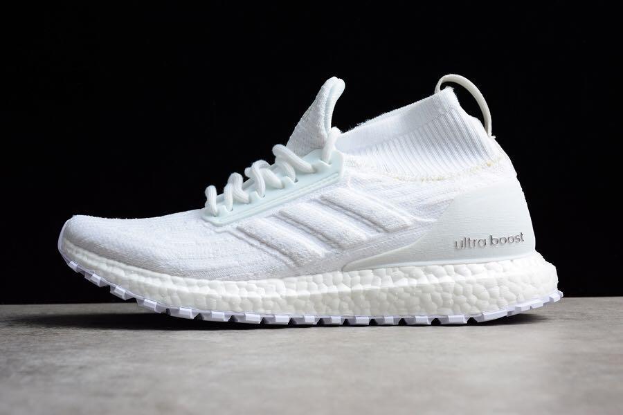 Adidas Ultra Boost ATR MID WHITE
