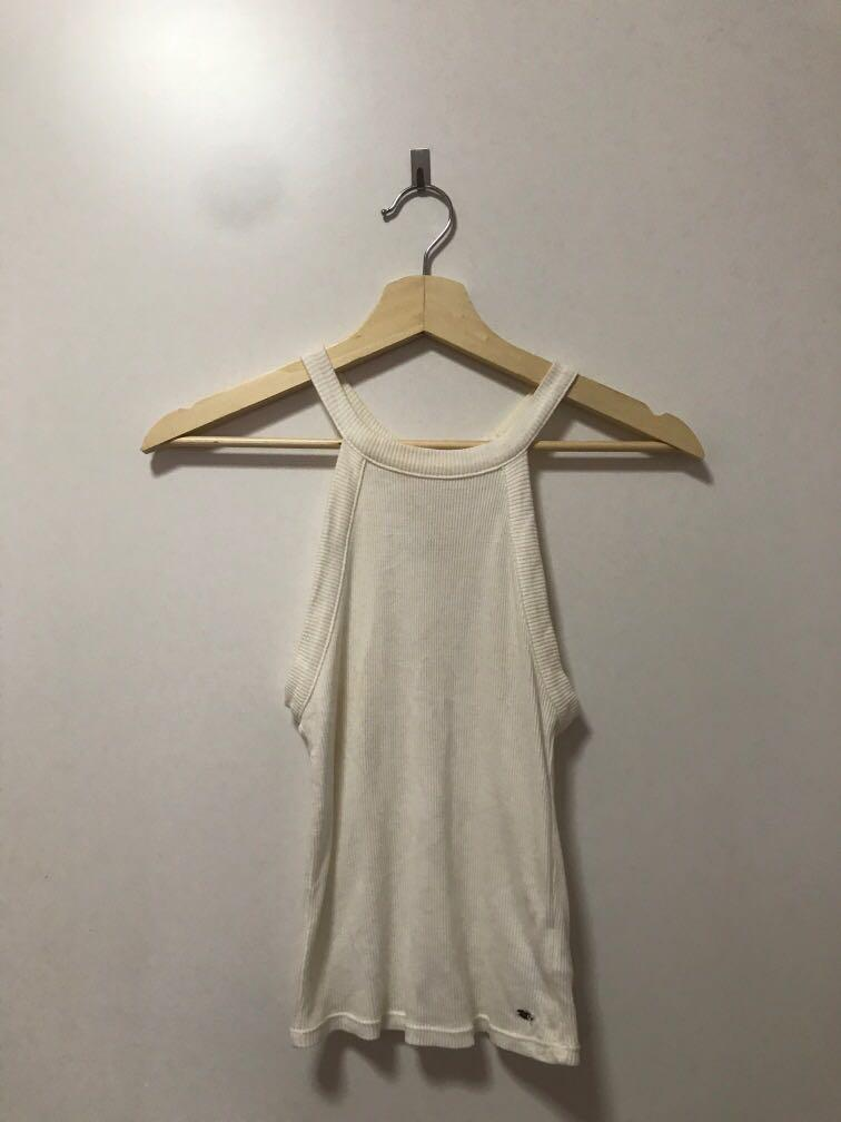 American eagle outfitters cream top