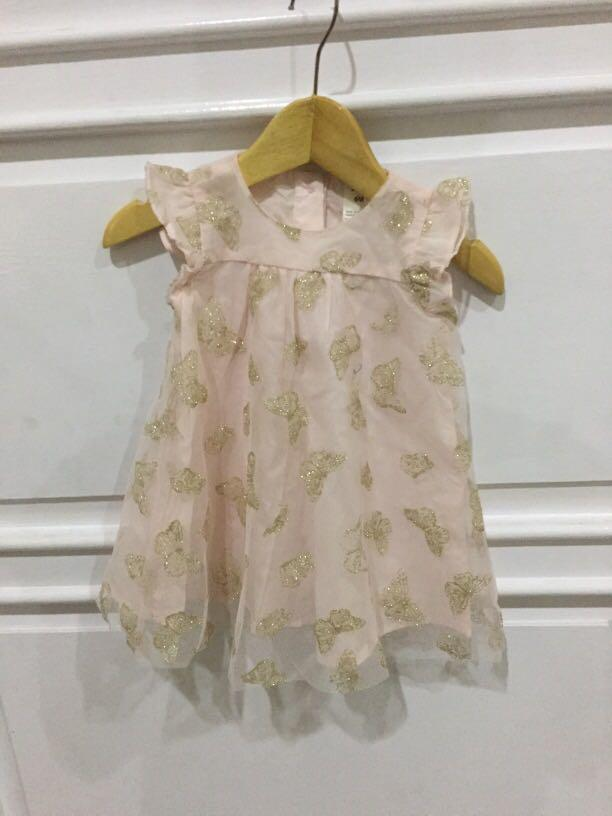 Baby Dress oshkosh butterfly