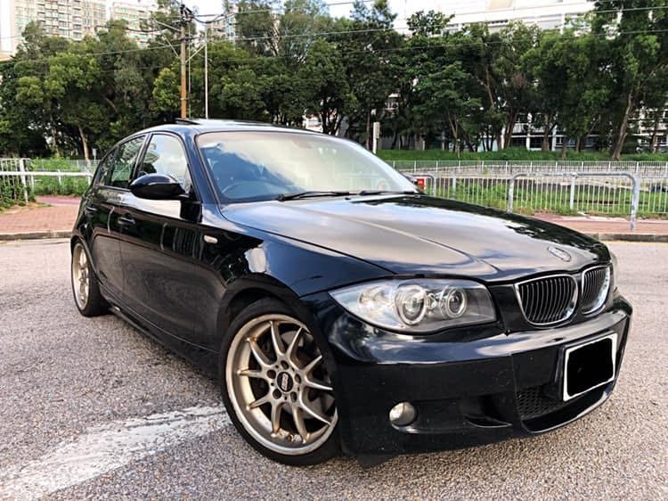 BMW 130i M Package 小鋼砲