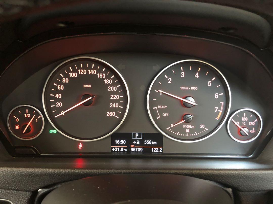 BMW 320I GT 14/15