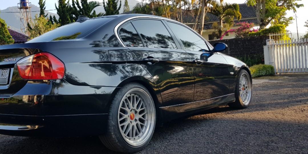 BMW 325i E90 not 320i 2006 Terawat Siap Pakai