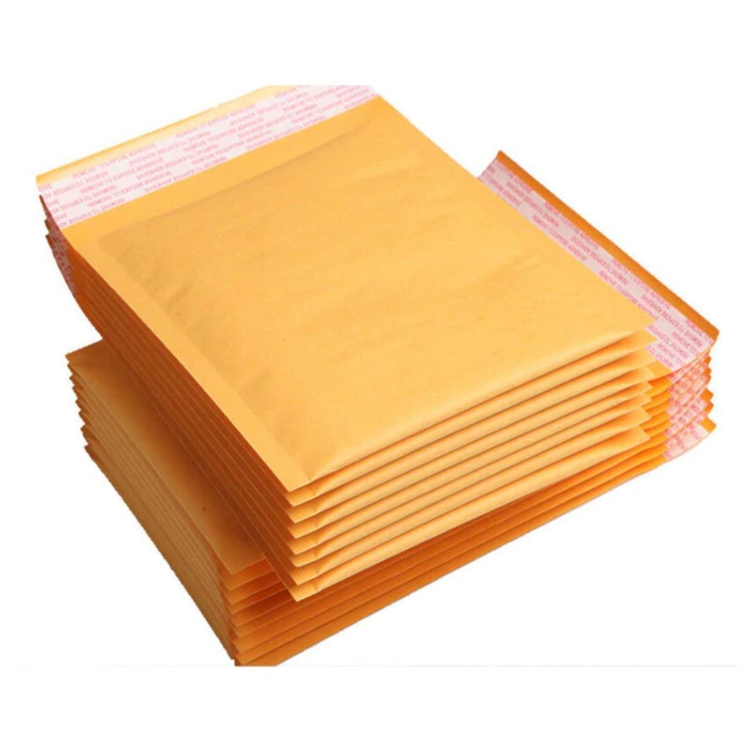 Bubble Envelopes (C,D,E)