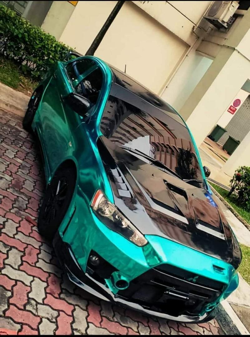 CAR rental (Lancer ex 1.5)