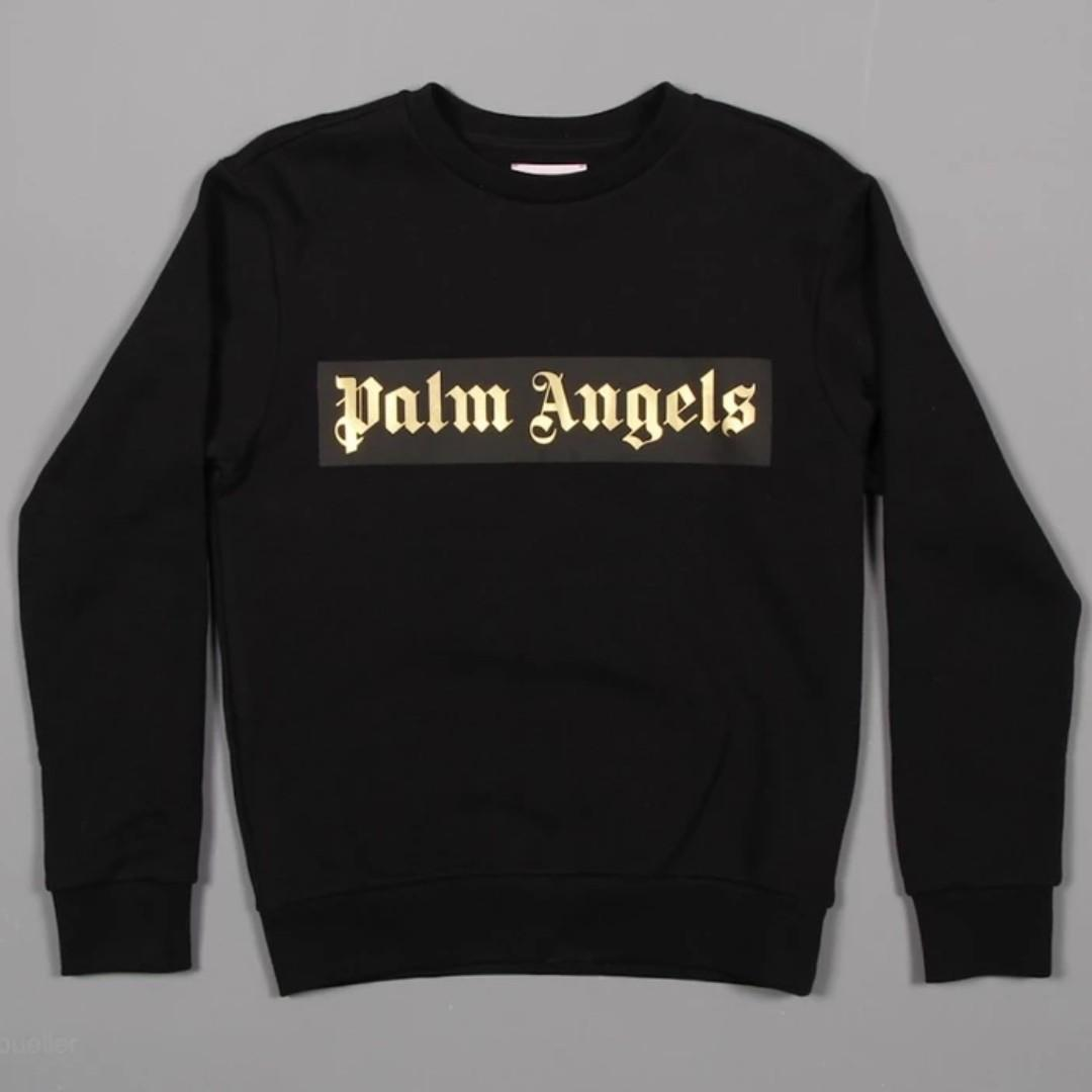 *CLEARANCE* Palm Angels Logo Crewneck