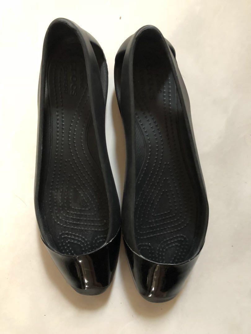 Crocs Sienna Shiny Flat(Size
