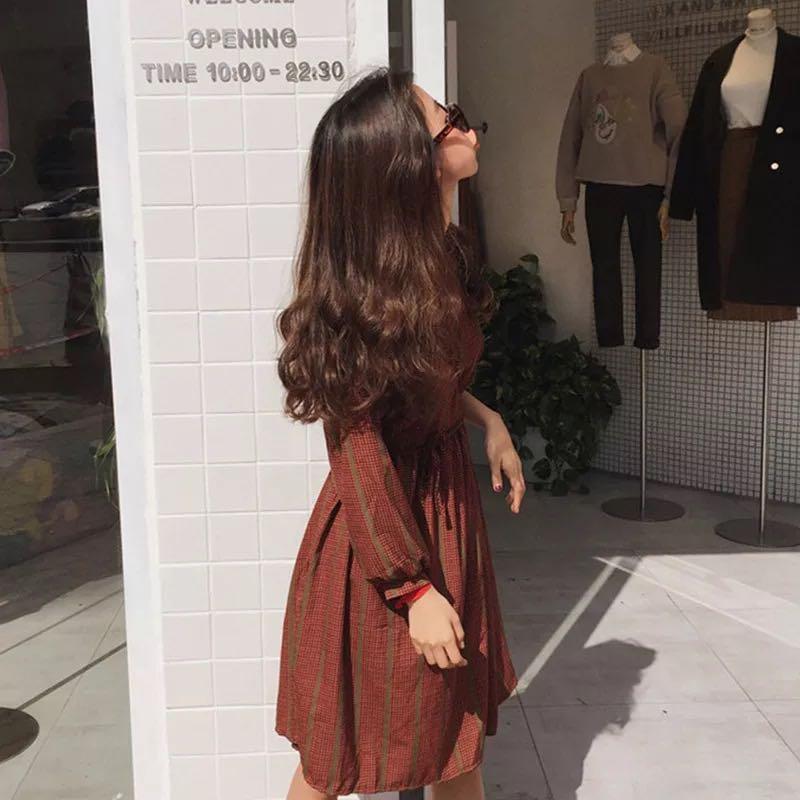 Cute Bricks Dress