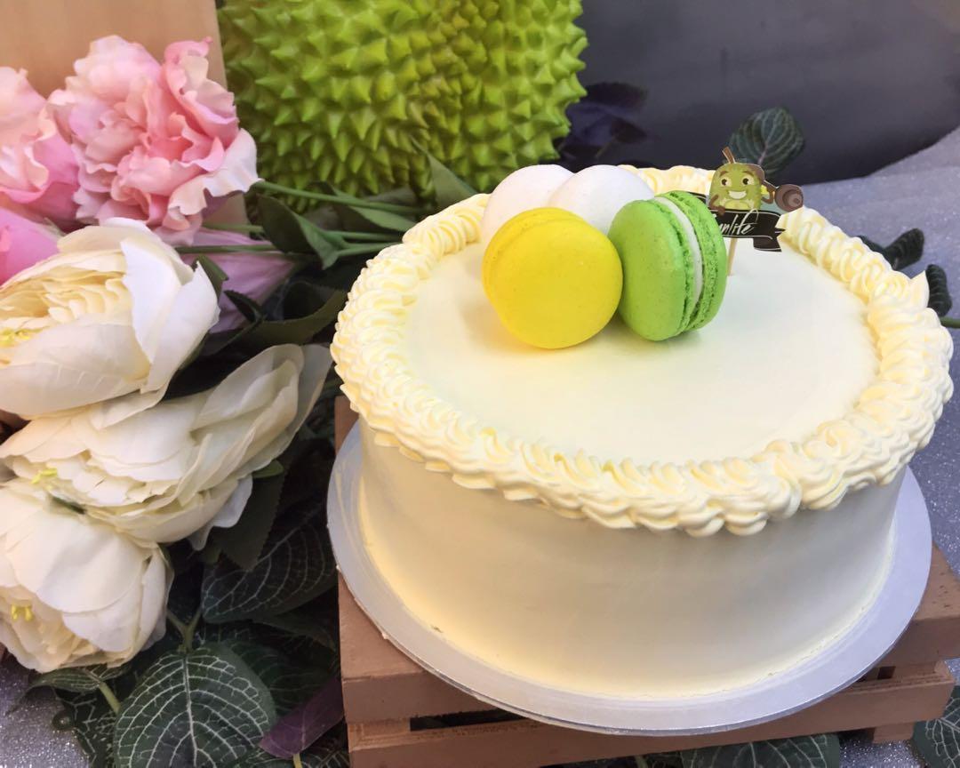 D24 / Mao Shan Wang Durian Cake