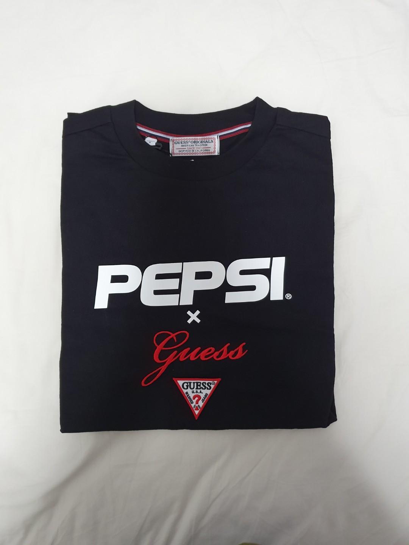 Guess x Pepsi Shirt