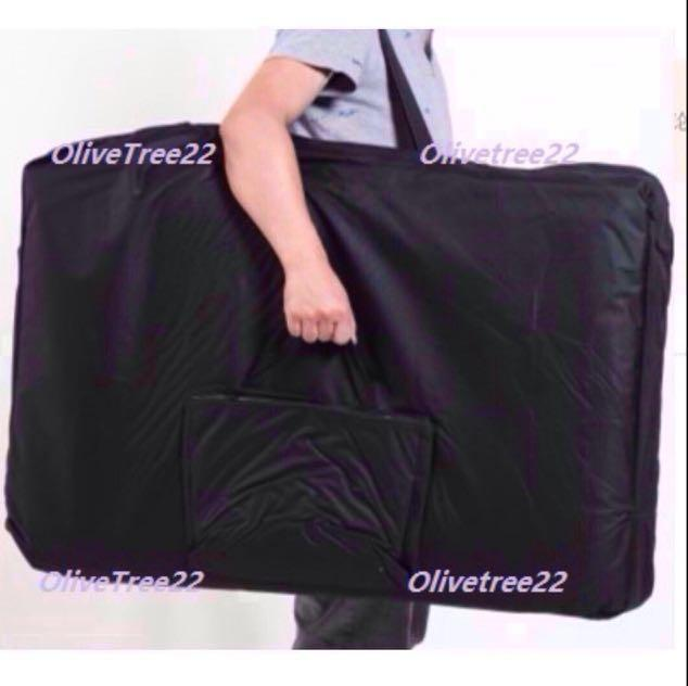 Free Delivery Adjustable Ht Foldable Massage Bed & Freebies