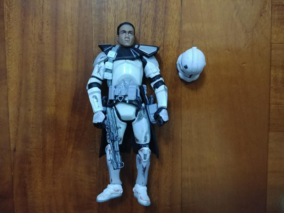 Hasbro 3.75 Star Wars Clone Trooper