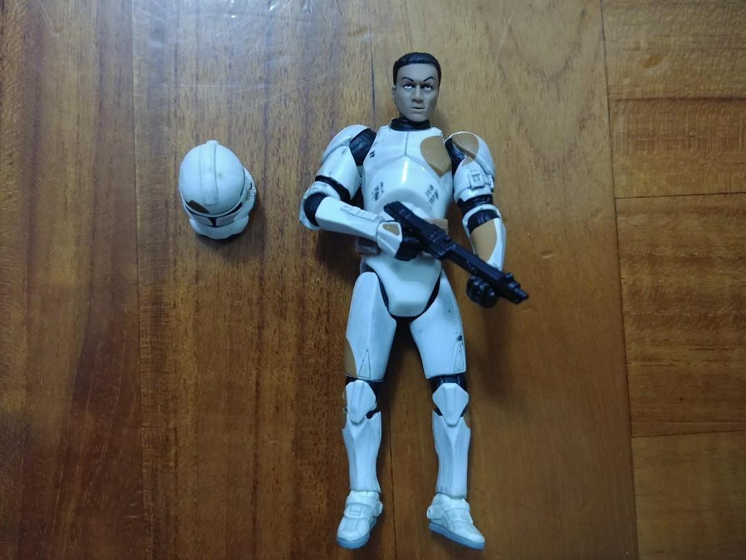 Hasbro 3.75 Star Wars Clone Trooper