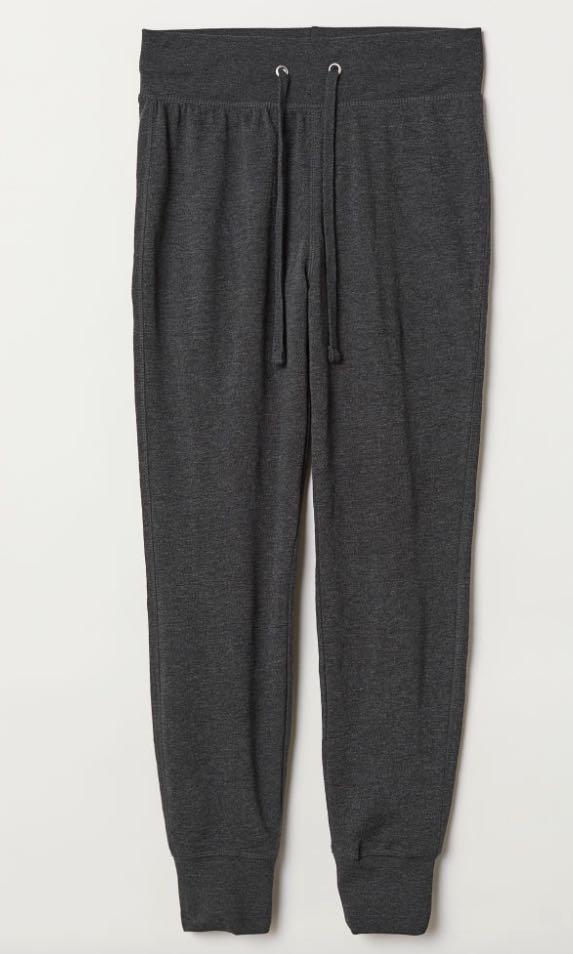 H&M grey joggers
