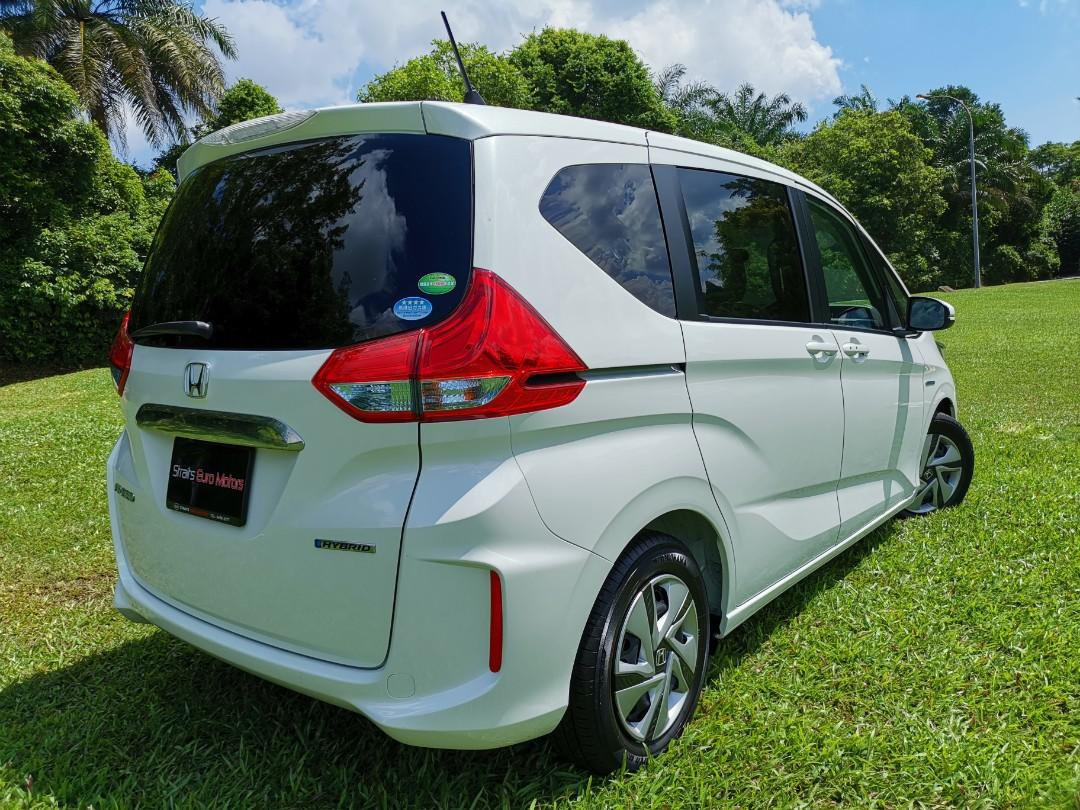 Brand New Honda Freed Hybrid 1.5A G Honda Sensing For Rent