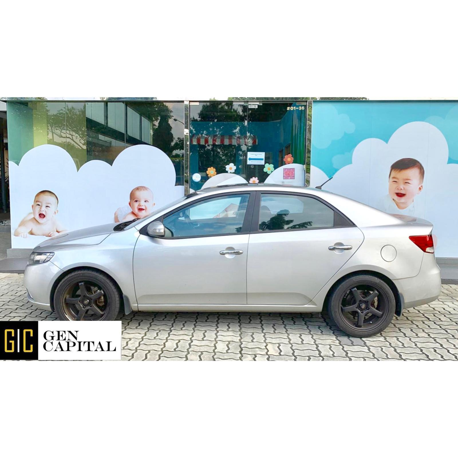 Kia Cerato Forte 2.0A • Lowest rental rates, excellent condition!
