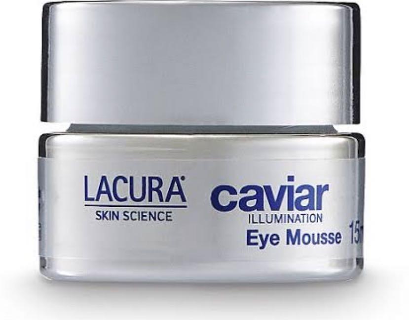 Lacura Caviar Illumination Luxury Anti Aging Eye Mousse - Eye Serum 15ml.