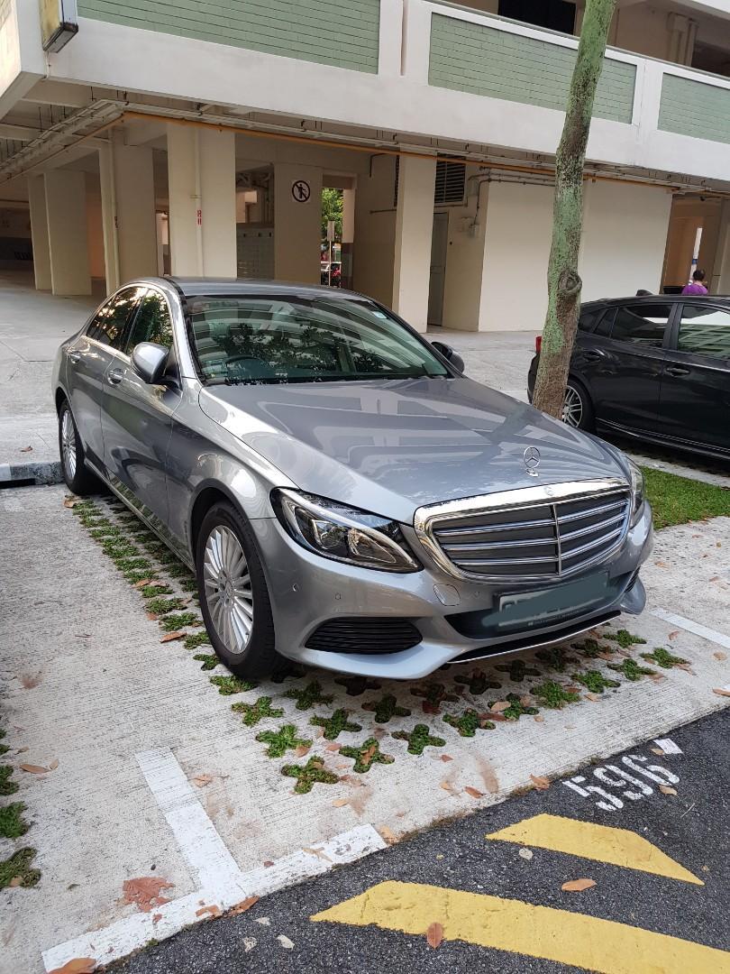 Mercedes-Benz C180 Exclusive Auto