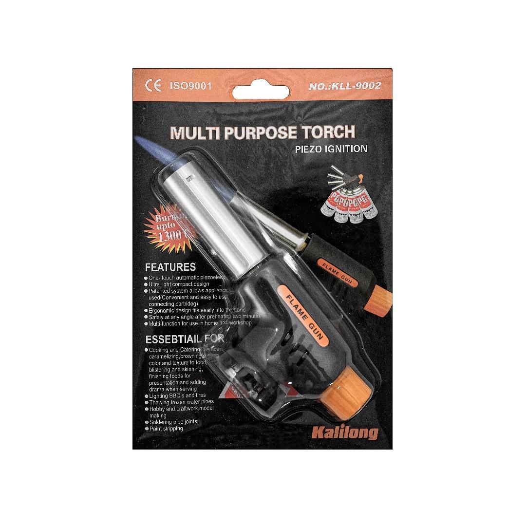 Multi Purpose Flame Gun