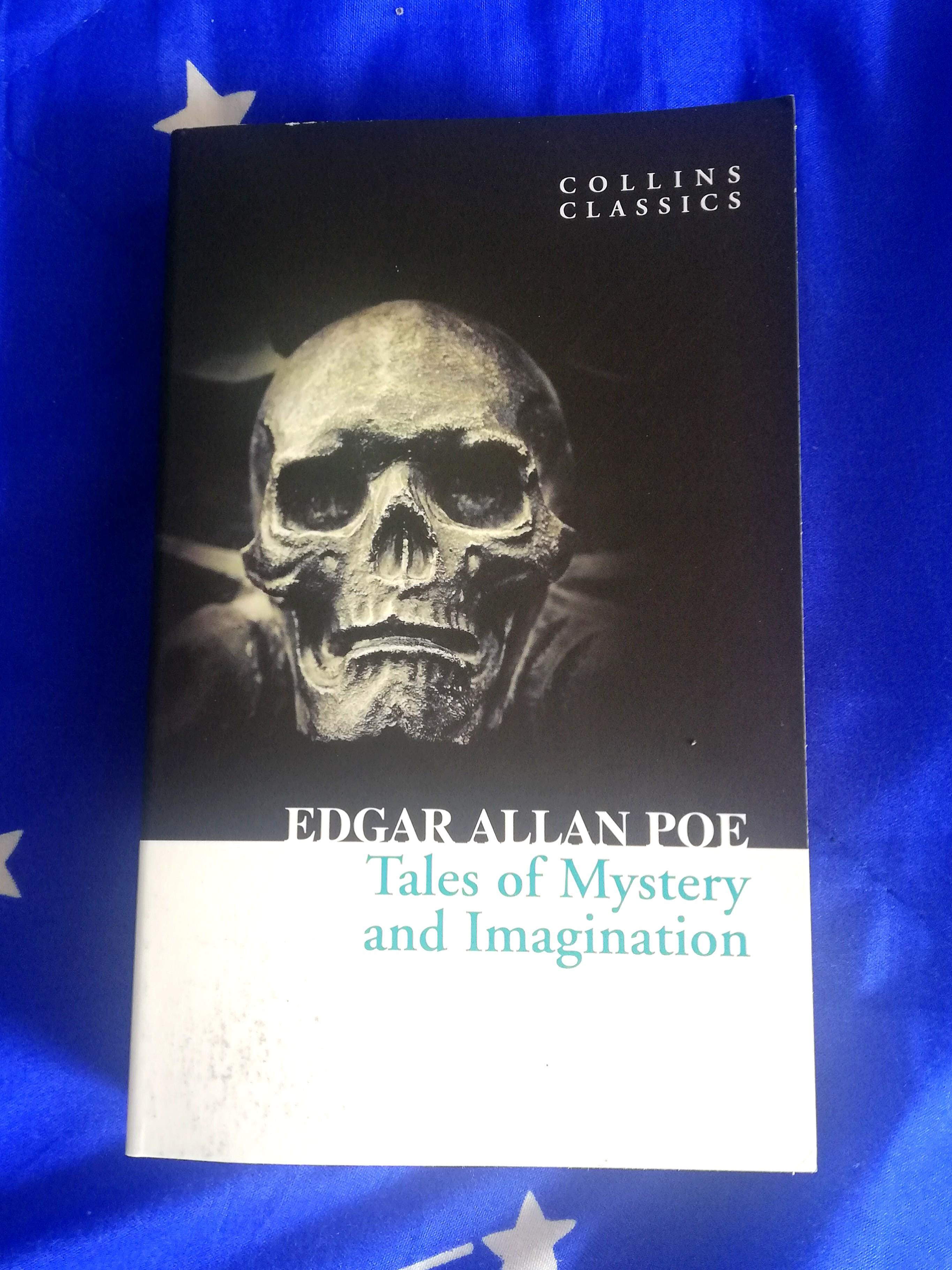 (Negotiable!!) Tales of Mystery and Imagination by Edgar Allan Poe - Collins Classic