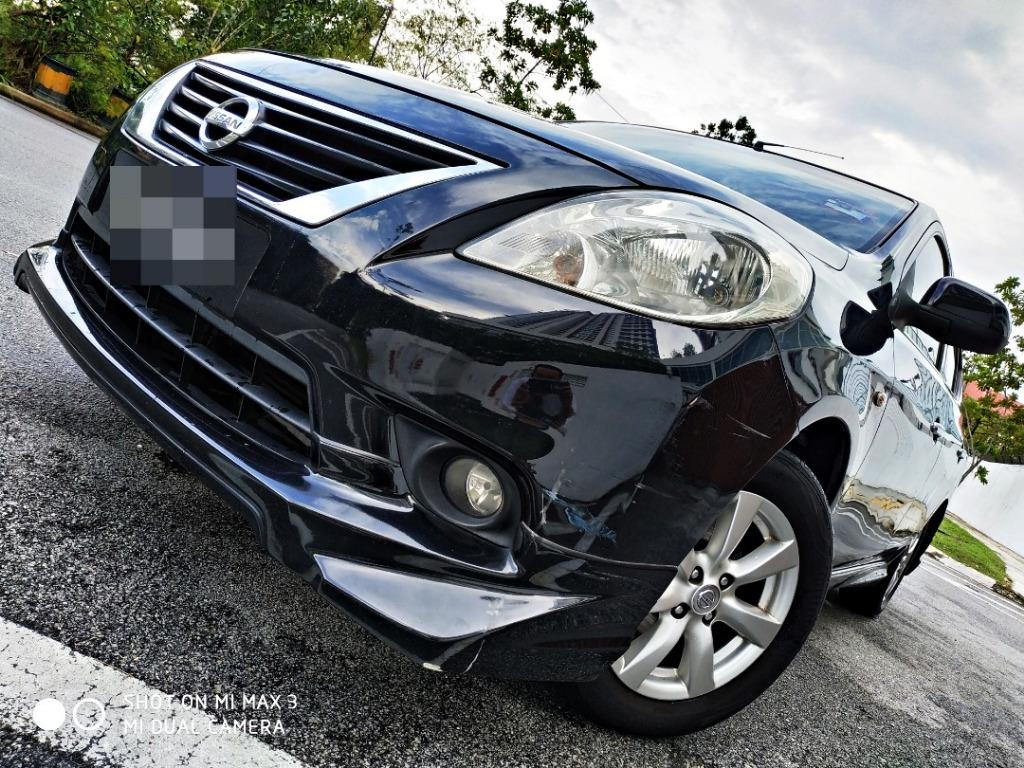 Nissan Almeera 2013..muka hanya Rm3900 ( bukan sambung bayar )