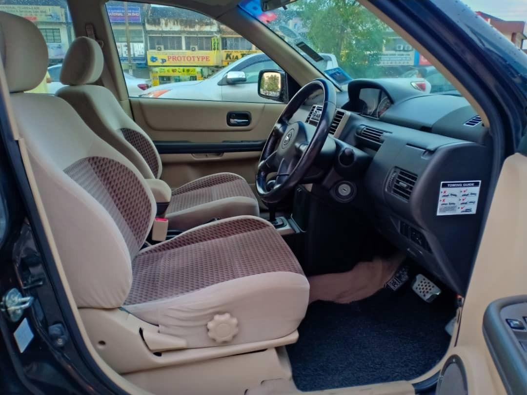 NISSAN XTRAIL 2.0AT LUXURY ENHANCED SUV AWD 2008TH JohorPlate🎉Cash OfferPrice💲Rm18,300 Only🎈📲 Keong‼