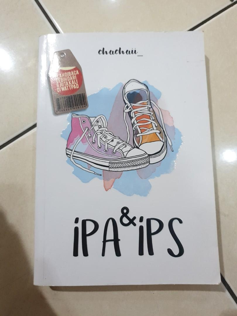 Novel Ipa Ips Wattpad Recommendation Books Stationery