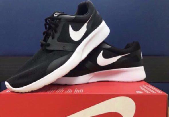 Original Nike Kaishi (Black), Men's Fashion, Footwear