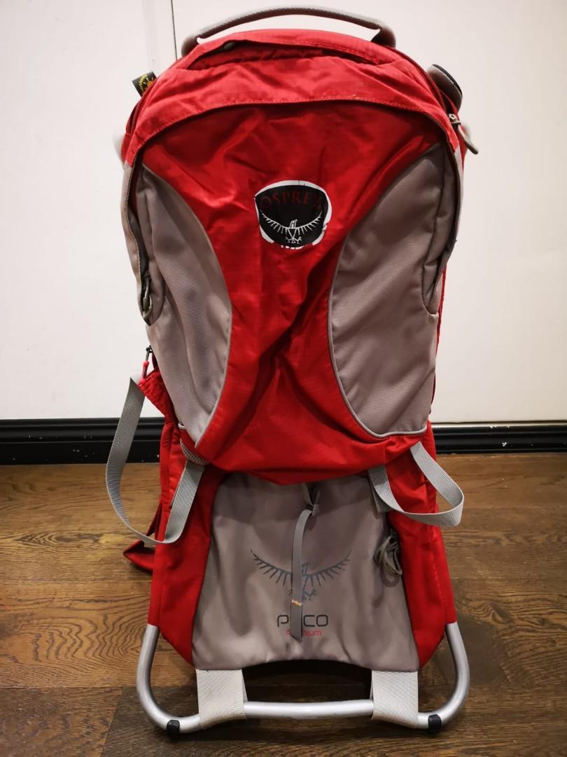 OSPREY Poco Plus Backpack Hiking Child Carrier