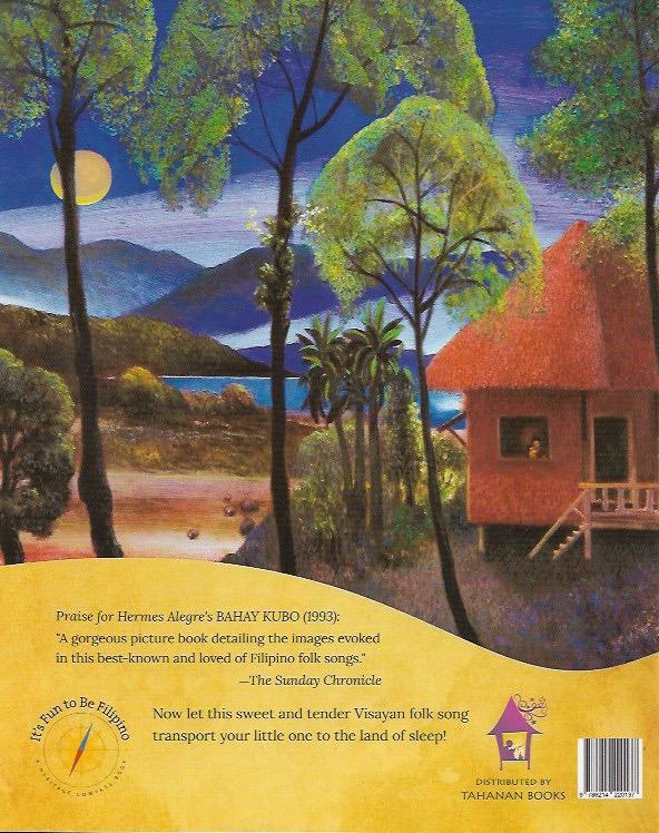Pagtulog Na, Nene: A Hiligaynon Lullaby | Tahanan Books | Hiligaynon English Bilingual | Children's Book