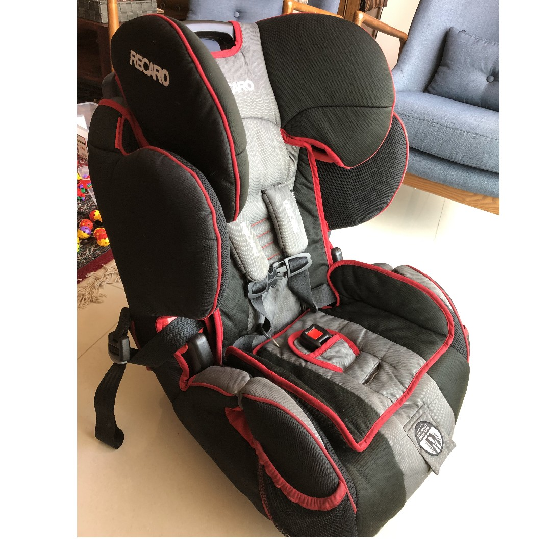 Recaro Performance Sport >> Recaro Performance Sport Combination Harness To Booster Vibe