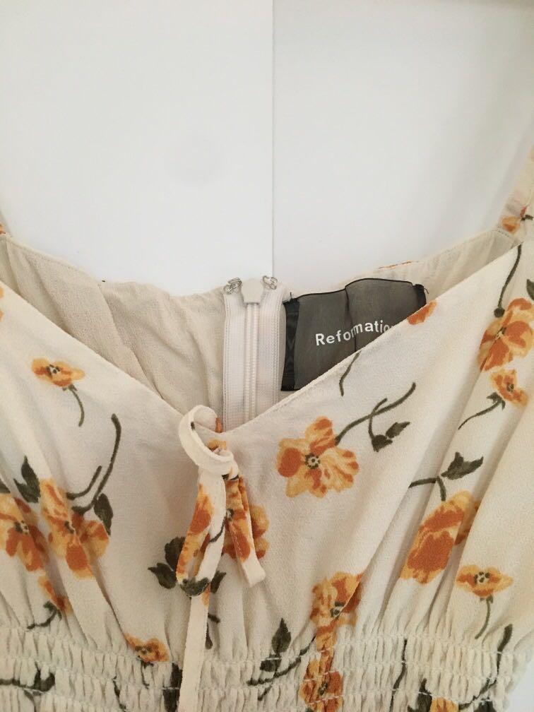 Reformation Elyse Dress
