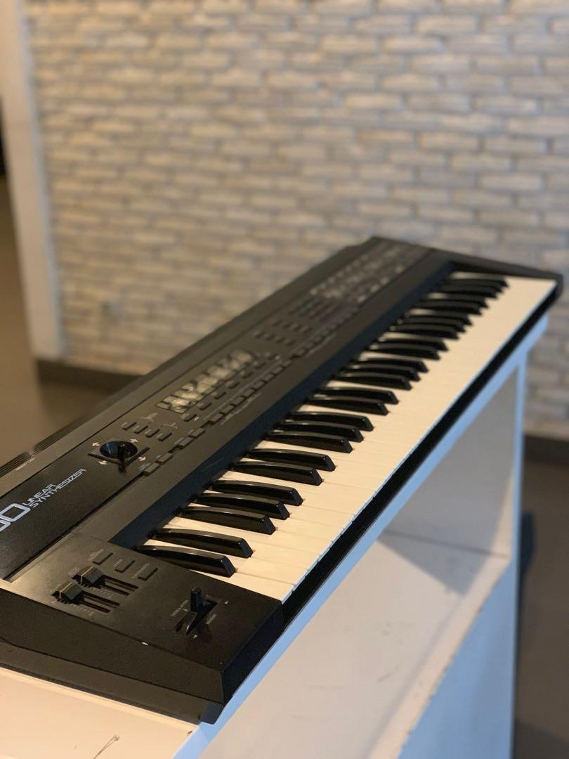 Roland D50 Linear Synthesizer/ Roland D-50 (local pick up