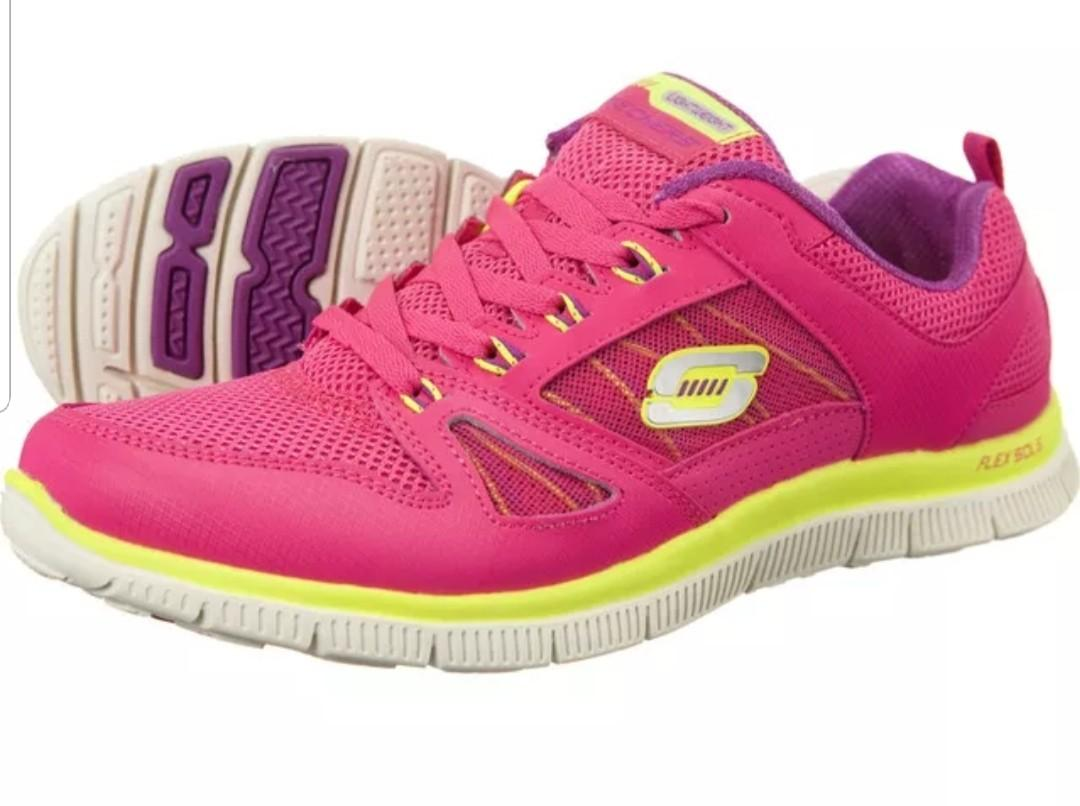 Sale Sale Authentic SKECHERS FLEX APPEAL SPRING FEVER (FOR ...