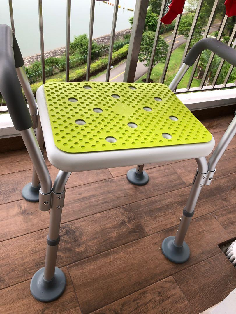 Shower Chair Elderly Disabled Furniture Tables Chairs On