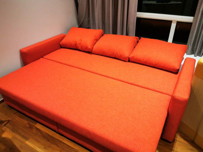 Sofa Bed New With Free Mattress