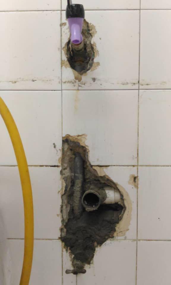 Specialist Plumbing Leaking And House Renovation Petaling Jaya