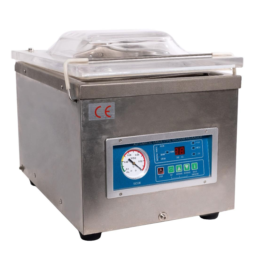 Table-Type Vacuum Packaging Machine
