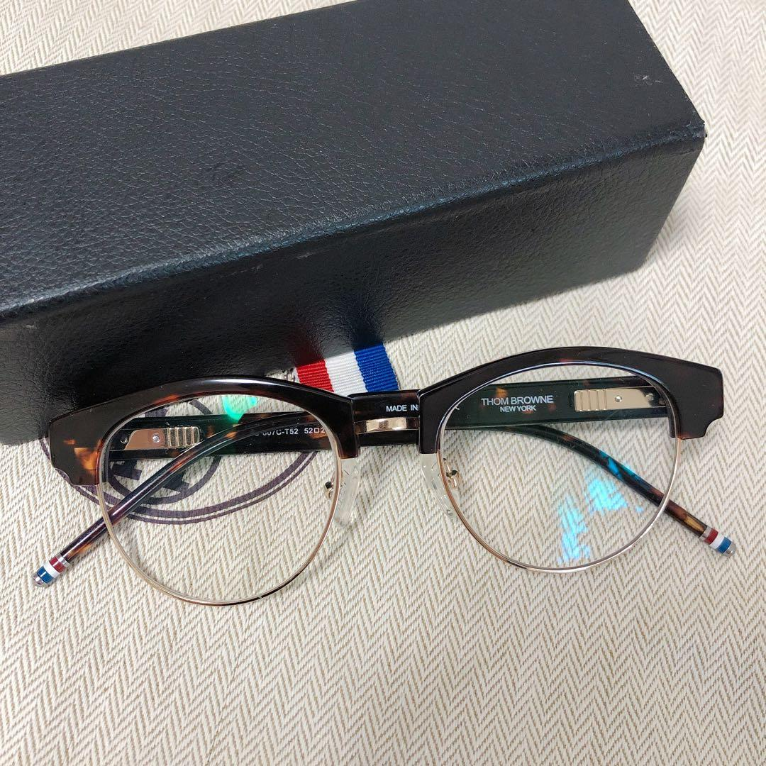 Thom Browne glasses spectacle frame