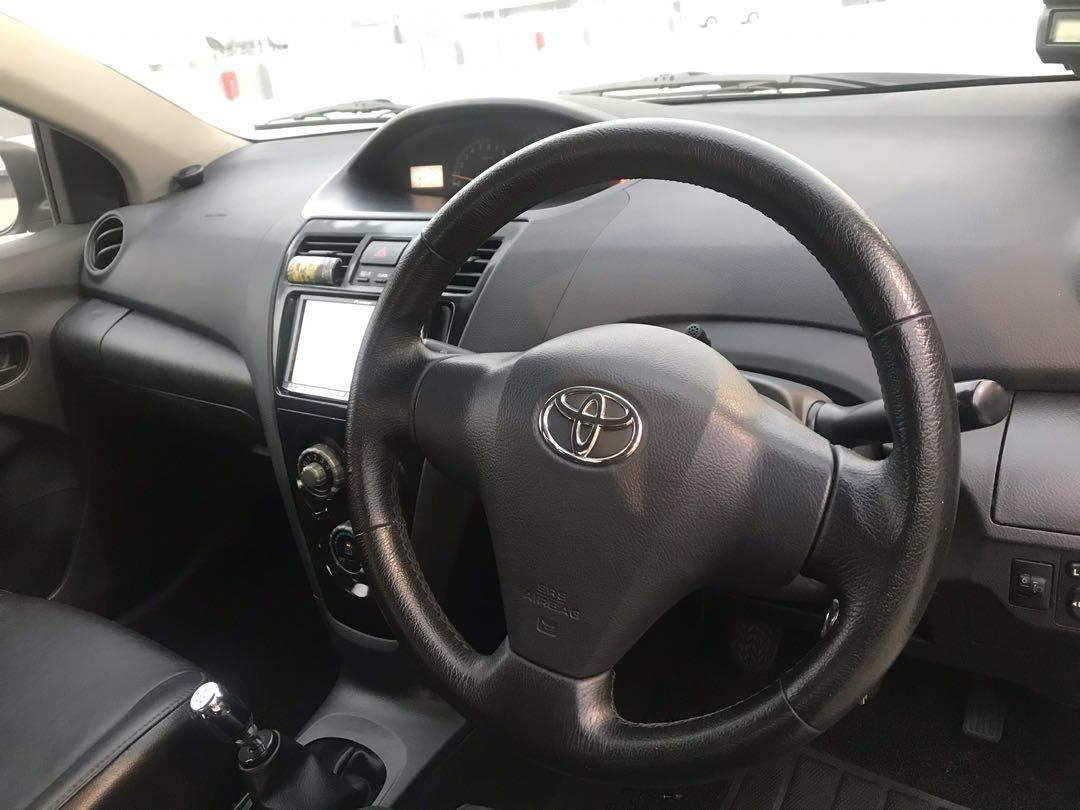 Toyota Vios Manual 1.5